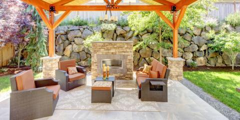 4 Benefits of a Concrete Patio, Tanaina, Alaska