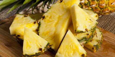 5 Exciting Recipes to Try With Fresh Pineapple, Honolulu, Hawaii