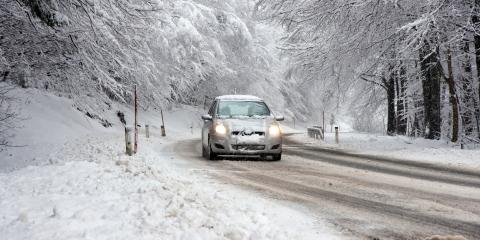 4 Safe Driving Tips for Winter, Bluefield, West Virginia