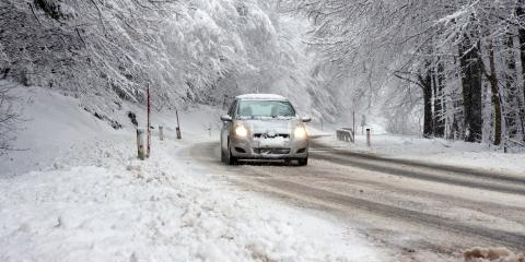 4 Driving Tips to Stay Safe This Winter, East Rochester, New York