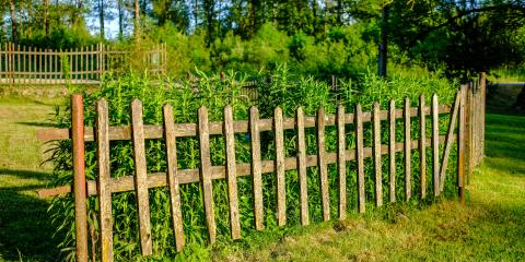 5 Signs Your Fence Requires Replacement, Milledgeville, Georgia
