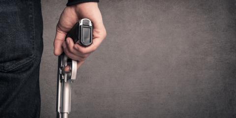 4 Reasons to Buy a Firearm, Coddle Creek, North Carolina