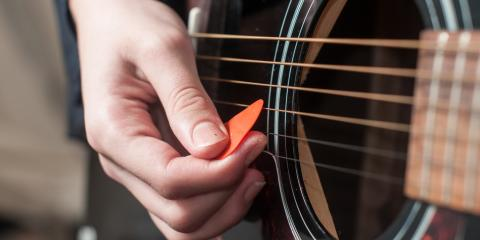 How to Choose the Right Guitar Pick for You, Elko, Nevada