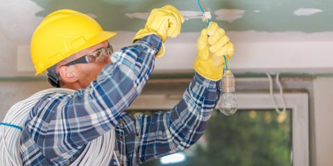 Remodeling? Here's When You Should Call An Electrician, Newark, Ohio