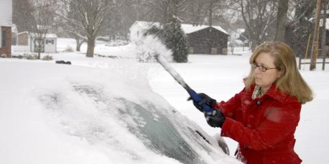 3 Tips for Getting Ice & Snow Off Your Windshield, Troy, Missouri