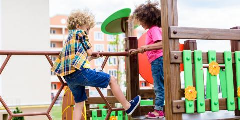 3 Benefits of Playgrounds for Preschoolers, Cortlandt, New York