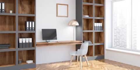 3 Functional & Stylish Tips for Home Office Remodeling, Brighton, New York