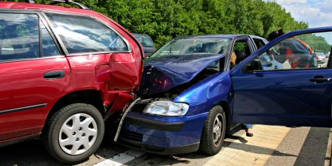 5 Common Auto Repair Jobs After a Collision, Hebron, Kentucky