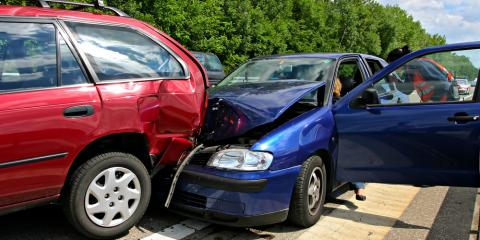 Common Causes of Auto Collisions & How to Prevent Them, Ranson, West Virginia