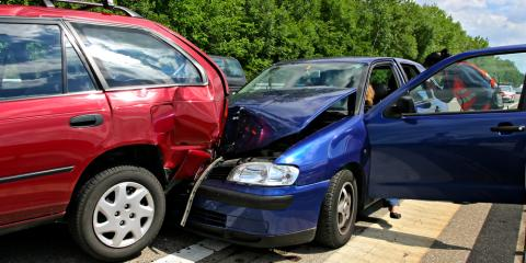 Collision Repair Specialist on What to Do After an Auto Accident, Schaumburg, Illinois