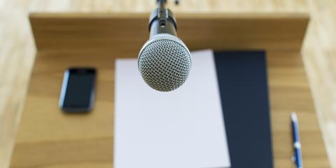 5 Common Presentation Mistakes That Don't Involve Speaking Skills, Atlanta, Georgia