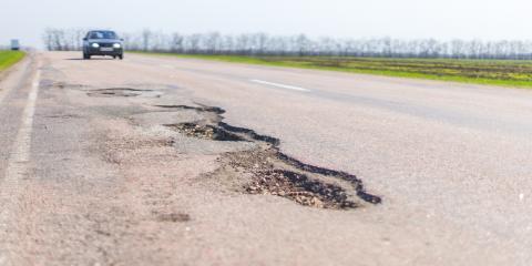 What Are the Hidden Dangers of Potholes?, Hamilton, Ohio