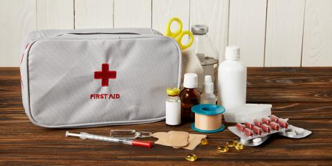 5 Items to Include in Your First Aid Kit, Statesboro, Georgia