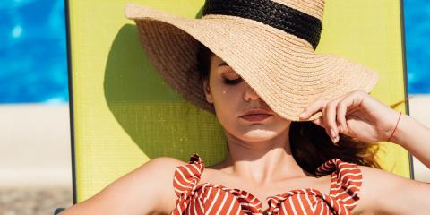 How Does the Sun Damage Your Skin?, Shiloh, Illinois