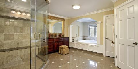Top 5 Bathroom Remodeling Trends, Ewa, Hawaii