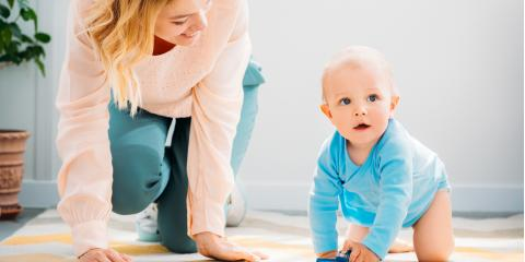 What New Parents Need to Know About Walking Development, Anchorage, Alaska