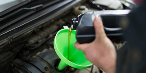 Why You Should Go to a Professional for Oil Changes, New Athens, Illinois