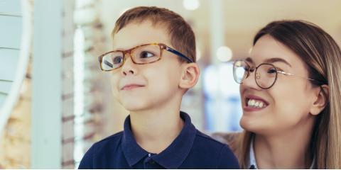 August Is Children's Eye Health & Safety Month, Anchorage, Alaska