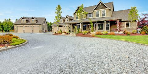 4 Benefits of Installing a Gravel Driveway, Stuarts Draft, Virginia