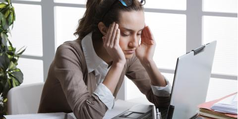Why You Should Seek Headache Relief From a Chiropractor, Streetsboro, Ohio