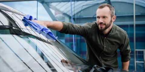 3 Tips for Streak-Free Car Windshields & Mirrors  , Anchorage, Alaska