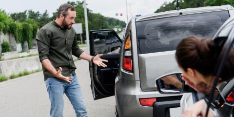 3 Steps to Take After a Car Crash, Texarkana, Texas