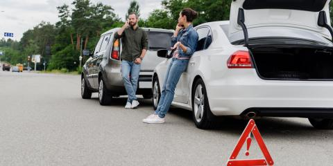 4 Steps to Take Following an Auto Accident - A Better Choice