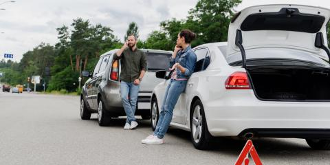 A Guide to Determining Fault in Auto Accidents , Columbus, Ohio