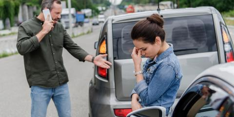 How Is Fault Determined After a Car Accident?, Batavia, New York