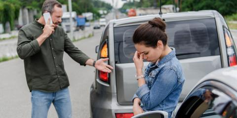 How Car Accidents Can Affect Auto Insurance, Cincinnati, Ohio