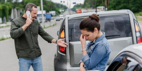 5 Steps to Take After an Auto Accident, Lorain, Ohio