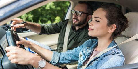 3 Ways to Ease Your Child's Nerves About Driving Lessons, Covington, Kentucky
