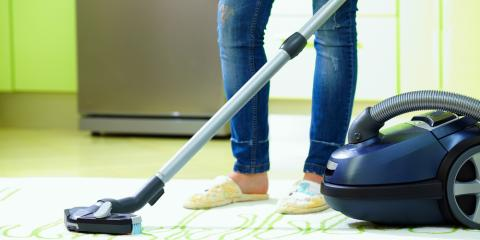 3 Common Vacuum Issues And What Causes Them, Montgomery, Ohio