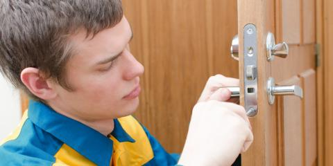 4 Reasons to Call an Emergency Locksmith, Elyria, Ohio