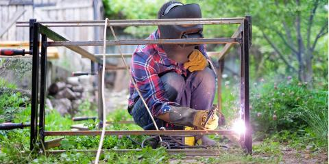 3 DIY Steel Welding Projects for Beginners, Beacon Falls, Connecticut