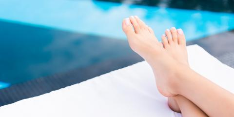 5 Tips for Dealing With Sweaty Feet, Gates, New York