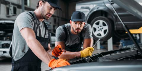 What Kinds of Fluid Does Your Car Need?, Lincoln, Nebraska