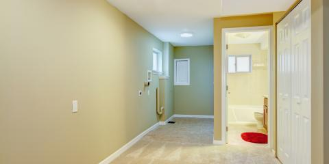 3 Tips for Including a Bathroom in Your Basement Refinishing Project, Torrington, Connecticut