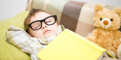 Here's How to Make Glasses Cool for Children, Middletown, Ohio