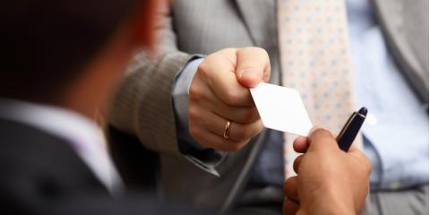 Why Choose Local Business Card Printing Services Over Online Companies, Anchorage, Alaska