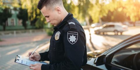 4 Tips When Police Pull You Over for Potentially Driving Under the Influence, Brighton, New York