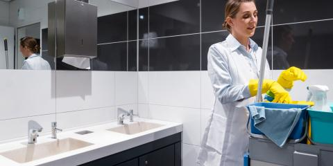 Which Cleaning Supplies Do I Need for the Office Bathroom?, Honolulu, Hawaii