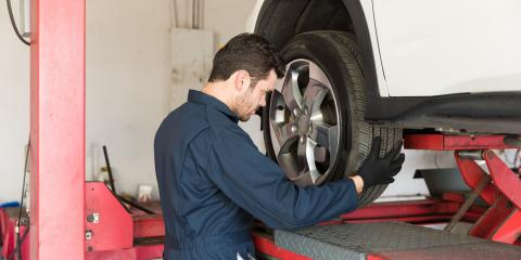 What Are the Differences Between Tire Rotation & Alignment?, Greensboro, North Carolina