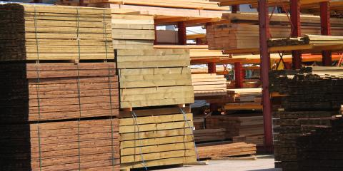 How to Choose the Right Lumber for Your Project, Port Jervis, New York