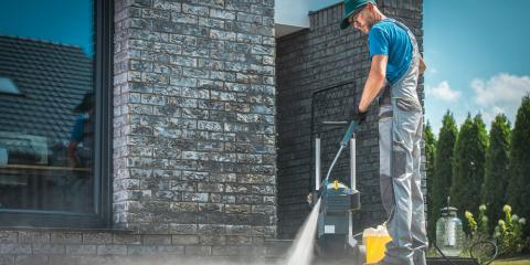 3 Reasons to Pressure Wash Concrete, Lorain, Ohio
