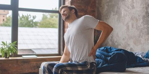 How to Get a Better Night's Sleep With Back Pain, Beatrice, Nebraska