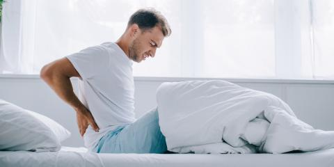 5 Everyday Causes of Back Pain, Rochester, New York