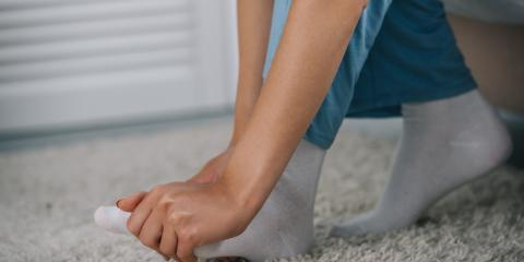 How to Alleviate Ingrown Toenail Pain, Norwich, Connecticut
