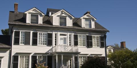 Residential Roofing Problems That Affect Older Homes, Andover, Minnesota
