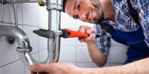 4 Signs You Have a Pipe Leak, Beatrice, Nebraska